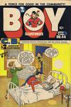 Cover for Boy Comics [Boy Illustories] (Superior Publishers Limited, 1948 series) #44