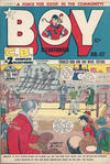 Cover for Boy Comics [Boy Illustories] (Superior Publishers Limited, 1948 series) #47
