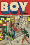 Cover for Boy Comics [Boy Illustories] (Superior Publishers Limited, 1948 series) #39