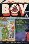 Cover for Boy Comics [Boy Illustories] (Superior Publishers Limited, 1948 series) #58