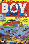 Cover for Boy Comics [Boy Illustories] (Superior Publishers Limited, 1948 series) #56