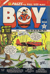 Cover for Boy Comics [Boy Illustories] (Superior Publishers Limited, 1948 series) #51