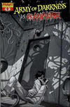 Cover for Army of Darkness (Dynamite Entertainment, 2005 series) #4 [RRP Variant]