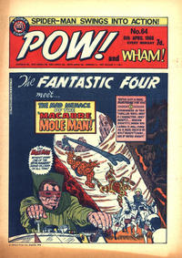 Cover Thumbnail for Pow! and Wham! (IPC, 1968 series) #64