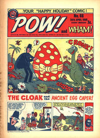 Cover Thumbnail for Pow! and Wham! (IPC, 1968 series) #66