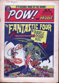 Cover Thumbnail for Pow! and Wham! (IPC, 1968 series) #76