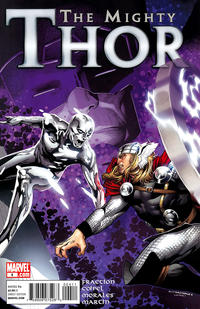 Cover Thumbnail for The Mighty Thor (Marvel, 2011 series) #4