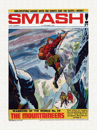 Cover for Smash! (IPC, 1966 series) #201