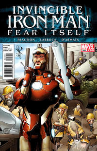Cover Thumbnail for Invincible Iron Man (Marvel, 2008 series) #506