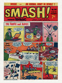 Cover Thumbnail for Smash! (IPC, 1966 series) #149