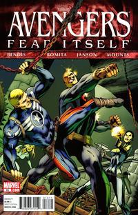 Cover Thumbnail for Avengers (Marvel, 2010 series) #16