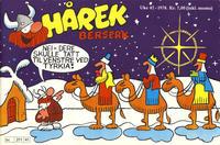 Cover Thumbnail for Hårek Berserk (Allers Forlag, 1975 series) #1978
