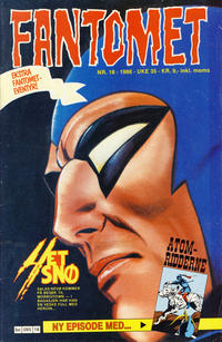 Cover Thumbnail for Fantomet (Semic, 1976 series) #18/1986