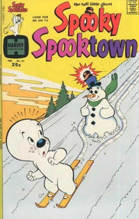 Cover Thumbnail for Spooky Spooktown (Harvey, 1961 series) #61