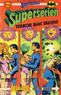 Cover Thumbnail for Superserien (Semic, 1982 series) #19/1982