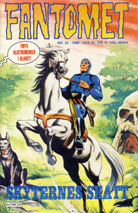 Cover Thumbnail for Fantomet (Semic, 1976 series) #22/1986