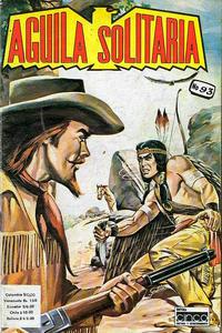 Cover Thumbnail for Aguila Solitaria (Editora Cinco, 1976 ? series) #93