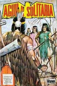 Cover Thumbnail for Aguila Solitaria (Editora Cinco, 1976 ? series) #94