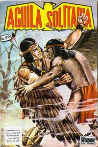 Cover Thumbnail for Aguila Solitaria (Editora Cinco, 1976 ? series) #98