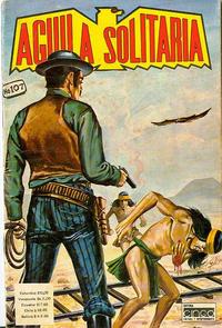 Cover Thumbnail for Aguila Solitaria (Editora Cinco, 1976 ? series) #107