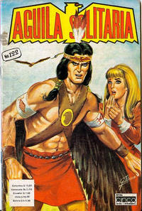 Cover Thumbnail for Aguila Solitaria (Editora Cinco, 1976 ? series) #122