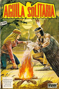 Cover Thumbnail for Aguila Solitaria (Editora Cinco, 1976 ? series) #126