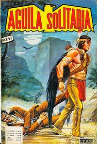 Cover Thumbnail for Aguila Solitaria (Editora Cinco, 1976 ? series) #141