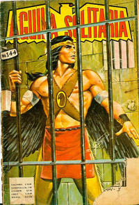 Cover Thumbnail for Aguila Solitaria (Editora Cinco, 1976 ? series) #144