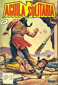 Cover Thumbnail for Aguila Solitaria (Editora Cinco, 1976 ? series) #147