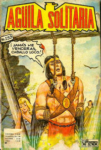 Cover Thumbnail for Aguila Solitaria (Editora Cinco, 1976 ? series) #153