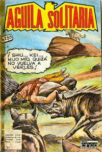 Cover Thumbnail for Aguila Solitaria (Editora Cinco, 1976 ? series) #155