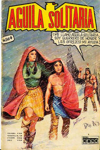Cover Thumbnail for Aguila Solitaria (Editora Cinco, 1976 ? series) #164