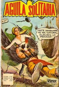 Cover Thumbnail for Aguila Solitaria (Editora Cinco, 1976 ? series) #177