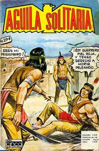 Cover Thumbnail for Aguila Solitaria (Editora Cinco, 1976 ? series) #194