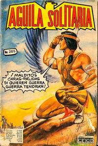 Cover Thumbnail for Aguila Solitaria (Editora Cinco, 1976 ? series) #285