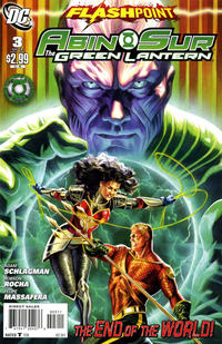 Cover Thumbnail for Flashpoint: Abin Sur - The Green Lantern (DC, 2011 series) #3