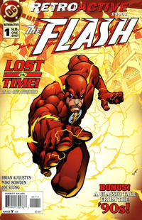 Cover Thumbnail for DC Retroactive: Flash - The '90s (DC, 2011 series) #1