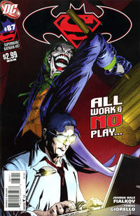 Cover Thumbnail for Superman / Batman (DC, 2003 series) #87