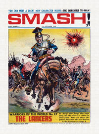 Cover Thumbnail for Smash! (IPC, 1966 series) #189