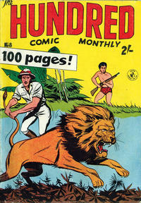 Cover Thumbnail for The Hundred Comic Monthly (K. G. Murray, 1956 ? series) #8