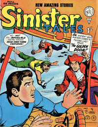 Cover Thumbnail for Sinister Tales (Alan Class, 1964 series) #44