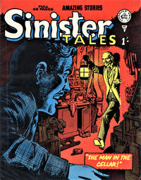 Cover Thumbnail for Sinister Tales (Alan Class, 1964 series) #57