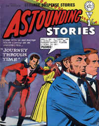 Cover Thumbnail for Astounding Stories (Alan Class, 1966 series) #19