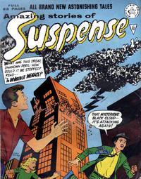 Cover Thumbnail for Amazing Stories of Suspense (Alan Class, 1963 series) #50