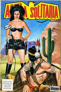 Cover Thumbnail for Aguila Solitaria (Editora Cinco, 1976 ? series) #38