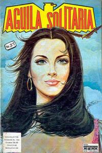 Cover Thumbnail for Aguila Solitaria (Editora Cinco, 1976 ? series) #37