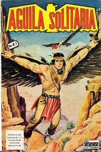 Cover Thumbnail for Aguila Solitaria (Editora Cinco, 1976 ? series) #41