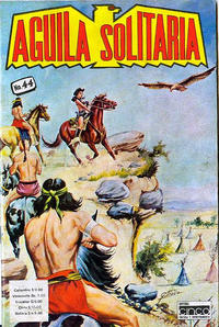 Cover Thumbnail for Aguila Solitaria (Editora Cinco, 1976 ? series) #44