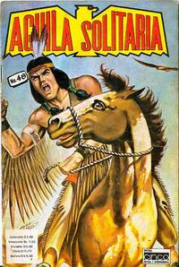 Cover Thumbnail for Aguila Solitaria (Editora Cinco, 1976 ? series) #48