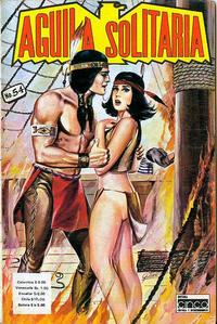 Cover Thumbnail for Aguila Solitaria (Editora Cinco, 1976 ? series) #54